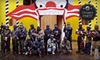 Paintball Explosion - Northwest Elgin: Paintball Outing with Rental Equipment and Paintballs for Two, Four, Six or Eight at Paintball Explosion (Up to 67% Off)