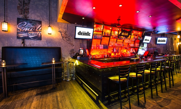 The Drink - The Drink: $205 for 2-Hour Private Happy-Hour Party for Up to 50 People at The Drink ($500 Value)