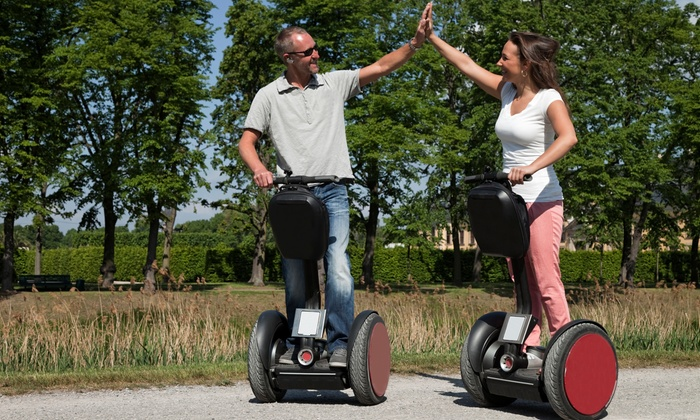 Segway Nation - Downtown: Historic Segway Tour in Austin, San Antonio, or Dallas from Segway Nation (Up to 46% Off