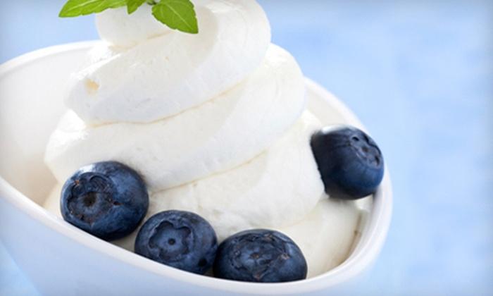 Serenberry Frozen Yogurt - Multiple Locations: Frozen Yogurt, Parfaits, and Smoothies at Serenberry Frozen Yogurt (Half Off). Two Options Available.
