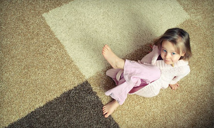 Elite Carpet Care - Raleigh / Durham: Carpet, Tile and Grout, or Upholstery Cleaning from Elite Carpet Care (Up to 57% Off). Four Options Available.