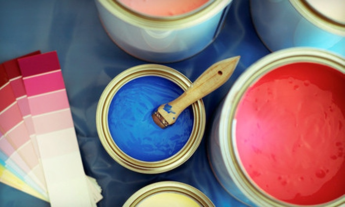 Oiko Systems, LLC - Arlington: Interior Painting of One or Three Rooms from Oiko Systems, LLC (Up to 83% Off)