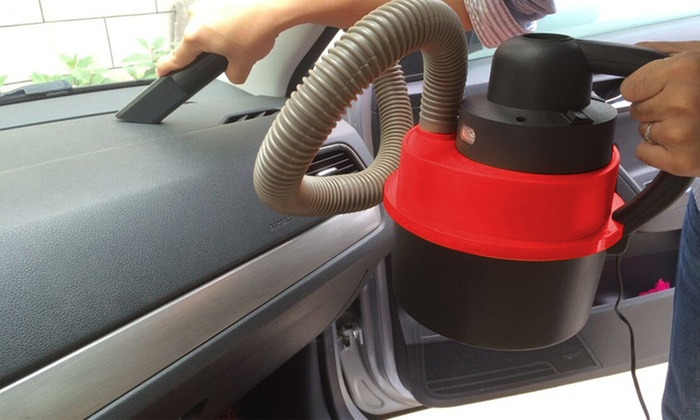 Wet Dry Auto Vac With Led Lights Groupon Goods