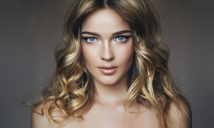 Wash and Blow-Dry from R29 with Optional Treatments at Scarlett Hair (Up to 81% Off)