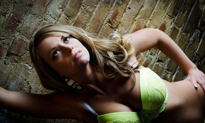 Adrian Vega Photography - Kansas City: $90 for a 90-Minute Boudoir or Pinup Photo Session at Adrian Vega Photography ($239 Value)