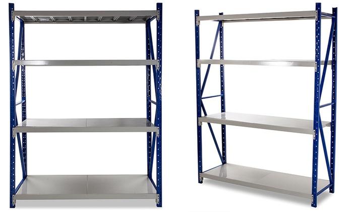 Precio estanterias metalicas latest estanteras de ngulo - Estanterias modulares metalicas ...