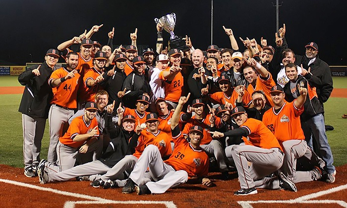 Schaumburg Boomers - Boomers Stadium: $20 for Four Tickets to a Schaumburg Boomers Game at Schaumburg Boomers Stadium ($45 Value). Six Games Available.