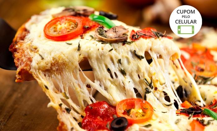 Café do Ponto – Asa Sul: 2 ou 4 pizzas