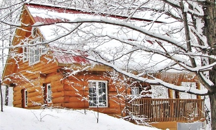 Groupon Deal: 1- or 2-Night Stay for Four with Add-Ons at Springwood Cottages Resort in Arden, ON. Combine Up to 4 Nights.