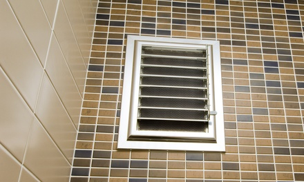 Air Duct and Dyer Vent Cleaning or Chimney Cleaning and Inspection at Five Star Duct Cleaning (Up to 91% Off)