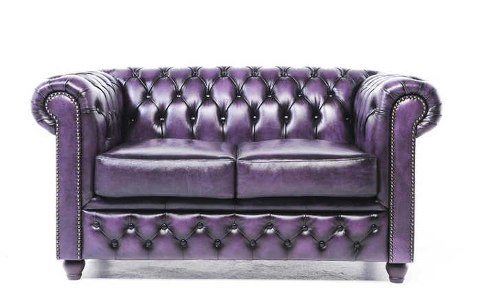 canap s chesterfield originaux groupon. Black Bedroom Furniture Sets. Home Design Ideas