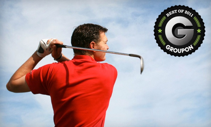 Jeff Thomsen Golf - Southwest Ada County Alliance: $44 for a Private, One-Hour Golf Lesson from Jeff Thomsen Golf ($88 Value)