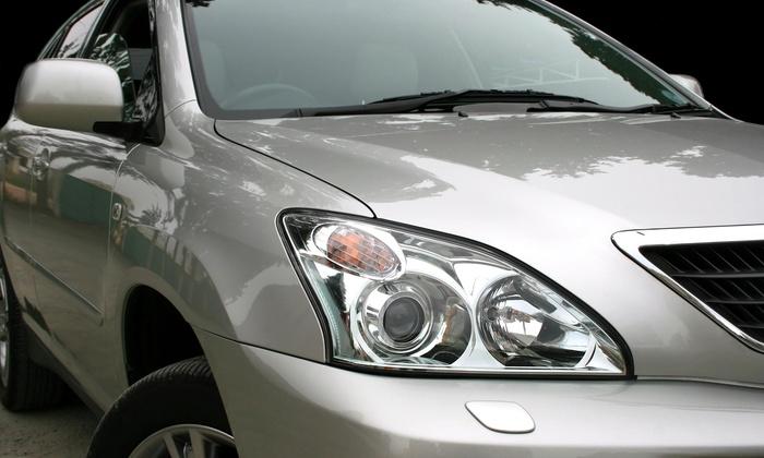savzkustomz - savzkustomz: Detail, Headlight Cleaning, and Scratch Removal from savzkustomz (50% Off)