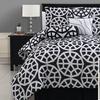 Villa 7-Piece Reversible Comforter Set