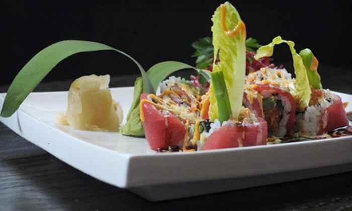 Sushi Moto - Ocean Parkway: Sushi and Japanese Cuisine at Sushi Moto in Brooklyn (Half Off). Two Options Available.