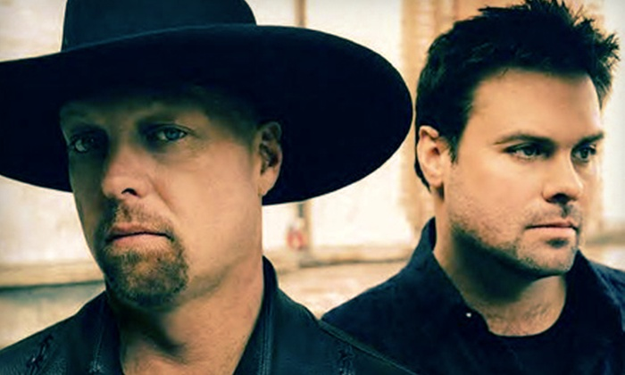 Montgomery Gentry - Logan Square: $13 to See Montgomery Gentry at Congress Theater on Friday, May 31, at 7:30 p.m. (Up to $31.75 Value)