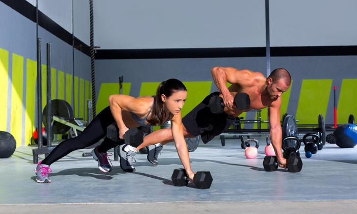 Iron Grip Gym - Business Park: Five Personal Training Sessions with Diet and Weight-Loss Consultation from Iron Grip Gym (65% Off)