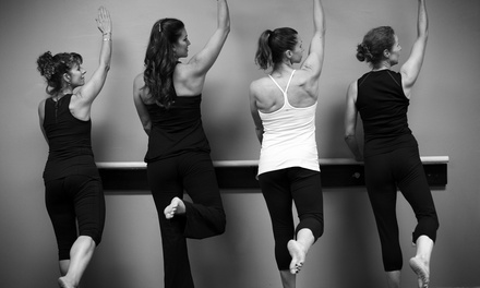 10 or 15 Pilates Barre Classes w/ 1 Intro Pilates Equipment Class @Kiki Pilates & Barre Studio (Up to 57% Off)