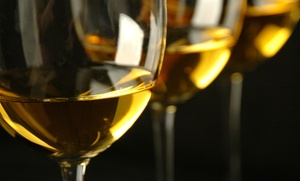 Ballous Wine Bar: $25 for Wine and Fondue for Two at Ballou's Wine Bar (Up to $42 Off)