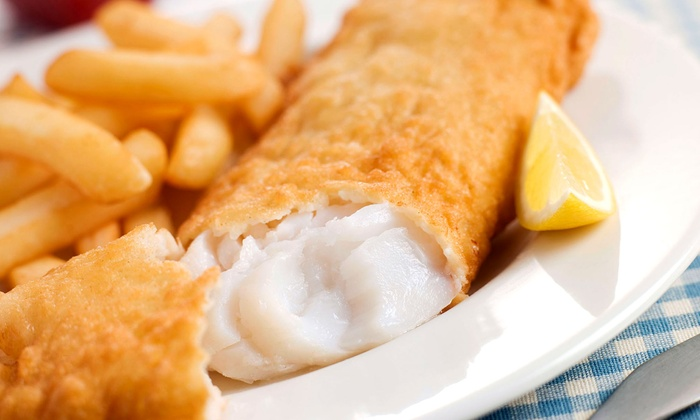 Fat Man's Fish Fry - Wyoming: Fried Seafood and Chicken at Fat Man's Fish Fry (50% Off). Two Options Available.