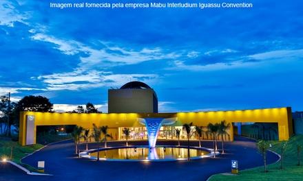 Foz do Iguaçu: até 7 noites a 2 + café da manhã no Mabu Interludium Iguassu Convention