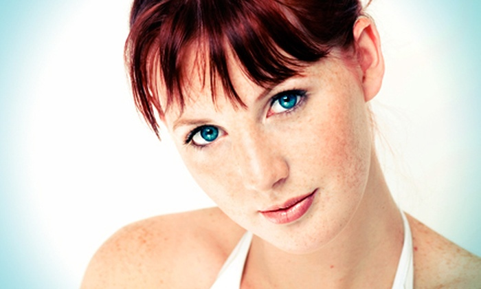 Lush Beauty & Brow Bar - South Sarasota: One or Three Deep Pore-Cleansing Facials at Lush Beauty & Brow Bar (Up to 59% Off)