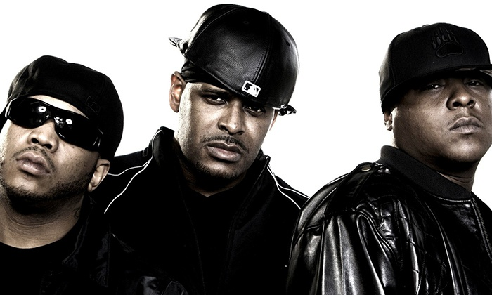 The LOX Money-Power-Respect Reunion - The South End: The LOX Money-Power-Respect Reunion at Amos' Southend on Friday, May 2 (Up to 33% Off)