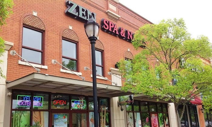 Zen Nails and Spa - Charlotte: One or Two Manicures and Jelly Pedicures at Zen Nails and Spa (42% Off)