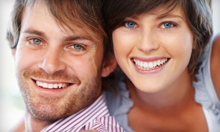 Kimberly Smiles - Bucktown: Zoom Teeth-Whitening Treatment with Option for Exam, Cleaning, and X-rays at Kimberly Smiles (Up to 80% Off)