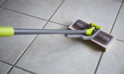 image for Up to 1,600 Square Feet of Tile-and-Grout Cleaning from Peak Janitorial, Inc (Up to 71% Off).
