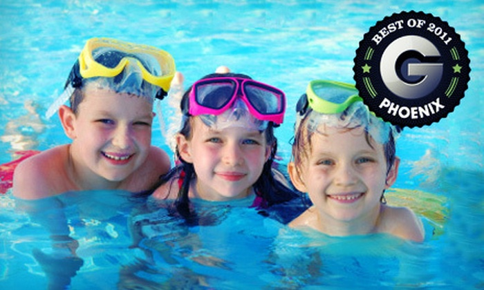 AquaSafe Swim School - Multiple Locations: $29 for One Month of Swimming Lessons at AquaSafe Swim School ($74 Value)