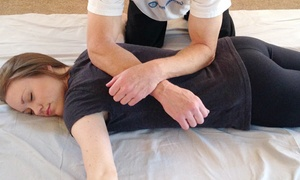 Shiatsu Energetics: 60- or 90-Minute Shiatsu Massage at Shiatsu Energetics (Up to 39% Off)