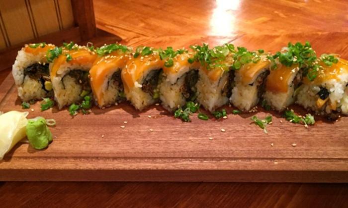 Mejari Fusion Sushi - Seattle: Asian-Fusion Fare at Mejari Fusion Sushi (Up to 45% Off)