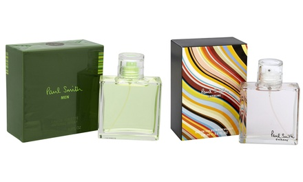 Paul Smith Fragrances for Men and Women 100ml from £16.99 (Up to 62% Off)