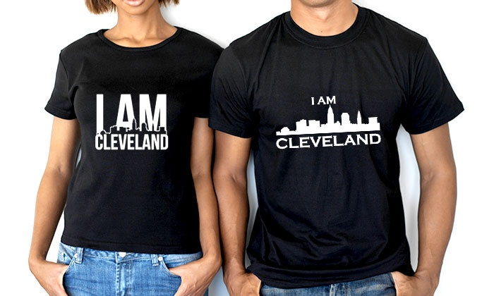 I Am Cleveland Clothing: $25 for $50 Worth of Mens Clothing at I Am Cleveland Clothing