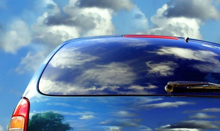Car Window Tint or Paint Protection, or Building Window Tint at A Better Tint (60% Off). Three Options Available.