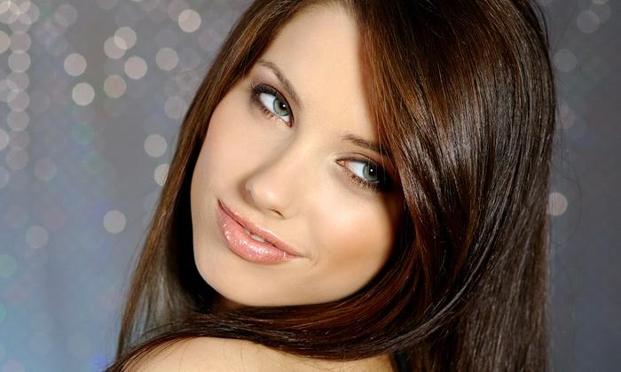 Yuberkis Dominican Beauty Salon - West Orange: $25 for $45 Groupon — Yuberkis Dominican Beauty Salon