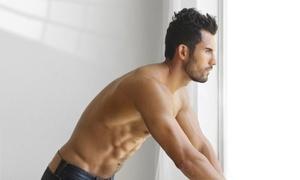 Massages 9s: Limpieza facial masculina con opción a exfoliación de espalda desde 22,90 € en Massages 9s