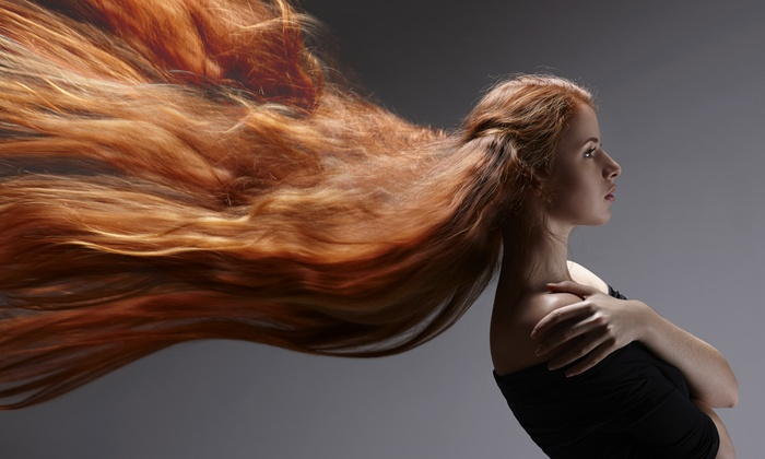 Amazing Faces Salon - Port Charlotte: Highlights and Blow-Dry from Amazing Faces Salon (60% Off)