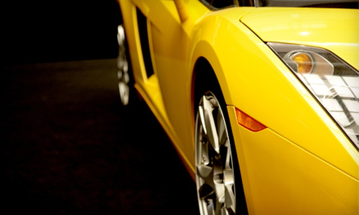 MDS - Mobile Detail Specialist - Dublin: Mobile Detail Package for a Car, SUV, or Van from MDS - Mobile Detail Specialist (Up to 60% Off)