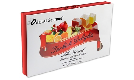 Turkish Delights Soft Fruit Candy (3-Pack)