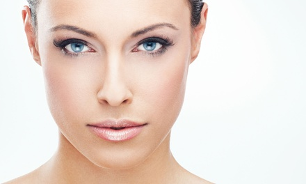 Eyebrow and Lash Styling Services at Estetical Laser & Skincare Studio (Up to 65% Off). Four Options Available.