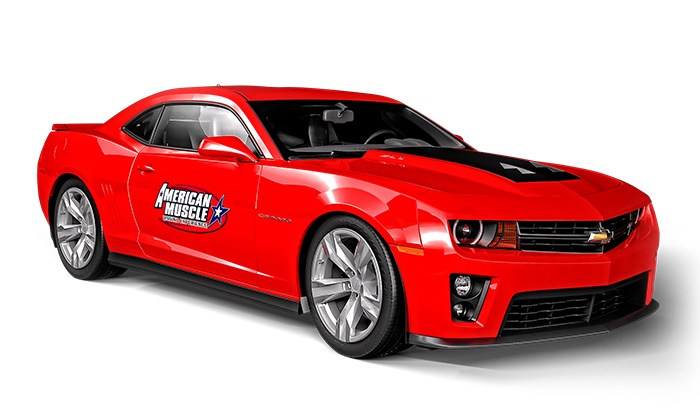 American Muscle Driving Experience - Thompson Motor Speedway: Ride-Along or a Muscle-Car Driving Experience from American Muscle Driving Experience (Up to 69% Off)