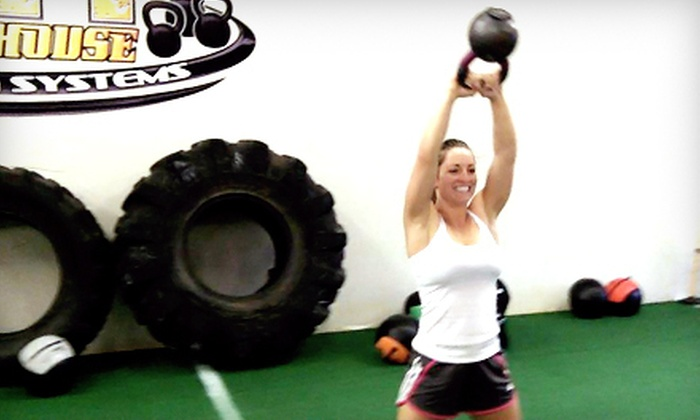 CrossFit Newnan - Newnan: 6, 12, or 24 CrossFit Classes and a 28-Day Nutrition Plan at CrossFit Newnan (Up to 90% Off)