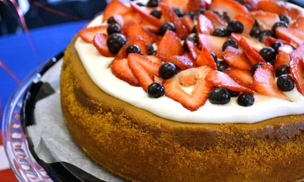 Two Groupons, Each Good for $10 Worth of Cake & Pie or One Handmade Pie at Uncle Willie's Pies (Up to 45% Off)