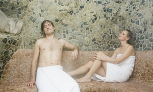 Hammam Spa: Turkish Bath Spa Package for One or Two, or for Three with Jacuzzi Access at Hammam Spa (Up to 65% Off)