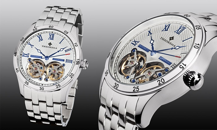 Mens Theorema Dubai Automatic Watch 3