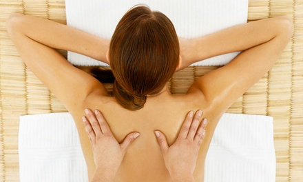 One or Three Deep-Tissue Massages at Serenity Therapeutic Massage (54% Off)