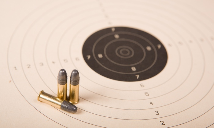 Freedom Firearms - Battle Creek: Shooting-Range Package with One-Hour Lane Rental for Two or Four at Freedom Firearms (Up to 53%Off)