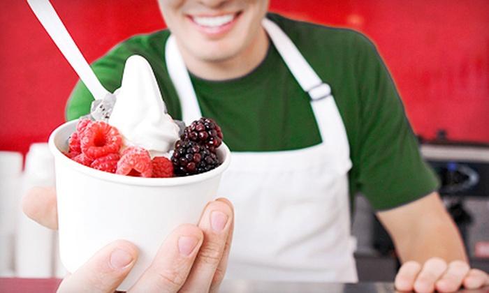 TrüBerry Frozen Yogurt - Summit Hill: $4 for $8 Worth of Frozen Yogurt at TrüBerry Frozen Yogurt in St. Paul